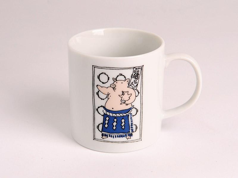 ぶーちゃんマグカップ